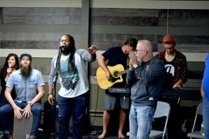 Worship is an instrumental beginning to each day for the Grace City staff in Vegas. Starting our days seeking the presence of the Lord made an eternal impact.